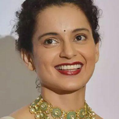 تعصب پسندگی میں بھارتی اداکارہ کنگنا رناوت بھی پیش پیش