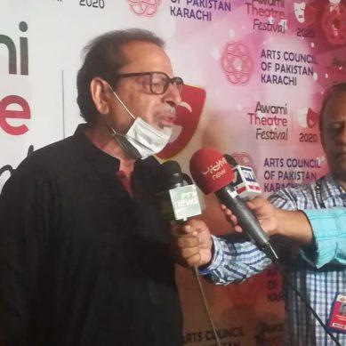 ثقافتی سرگرمیوں کے آغاز میں کراچی دیگر شہروں پر سبقت لے گیا ہے:صدر آرٹس کونسل