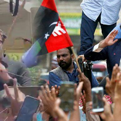 سائیں سرکار کراچی میں ایکشن کے لیے تیار