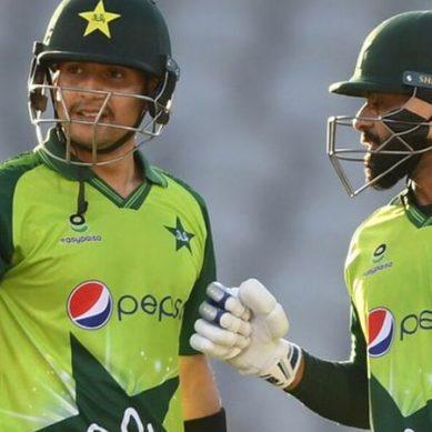 قومی کرکٹ ٹیم کی ایک روشن امید۔۔۔حیدر علی