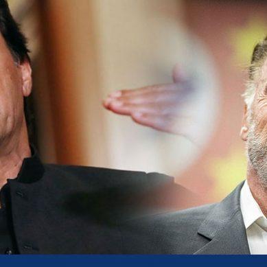 ہالی وڈ کے ایکشن ہیرو بھی وزیر اعظم امران خان مداح