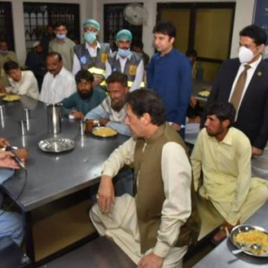 مہذب معاشروں کا تصور صرف امیر ہونے میں نہیں ہے:وزیراعظم عمران خان