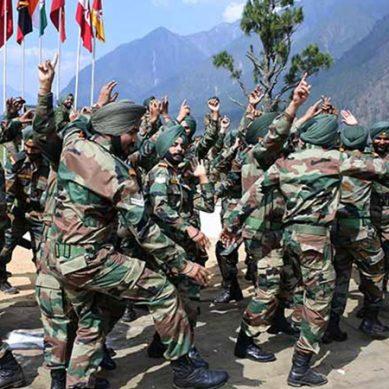 فوجیوں کی توجہ ہٹانے کیلئے لاؤڈ اسپیکر پر پنجابی گانے، بھارت کا چین پر انوکھا الزام