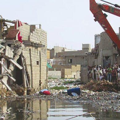 کراچی والے اب اپنی حدود سے آگے نہ آئیں