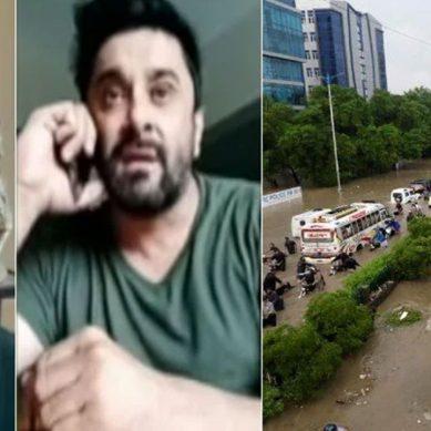 بارشوں کے بعد کراچی میں بلا ٹوٹ گیا ،تیر بھی نشانے سے چھوٹ گیا