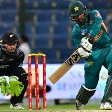 نیوزی لینڈ اور پاکستان کے درمیان سیریز کے شیڈول کا اعلان
