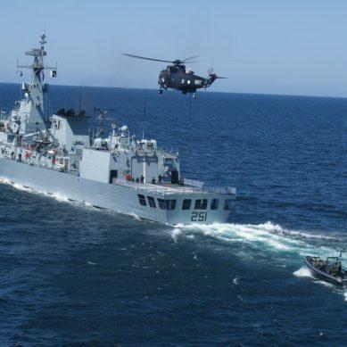 جنگ  1965میں پاکستان کی بحری افواج کا کردار