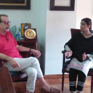 کراچی کی رونقیں میرا خواب ہے:صدر آرٹس کونسل احمد شاہ راوا اسپیشل