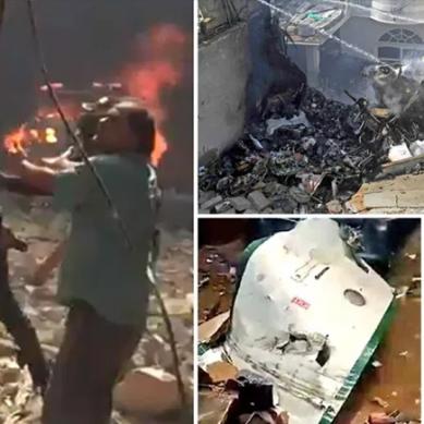 پی آئی اے ایئر بس طیارہ حادثہ: متاثرین کو معاوضے کی ادائیگی شروع