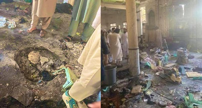 پشاور: دیرکالونی مدرسے میں دھماکا ،8 افراد شہید