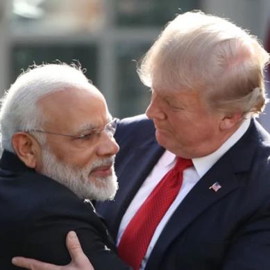 امریکا کو دوست ماننے والا بھارت ، ٹرمپ کے ہاتھوں ہی ذلیل