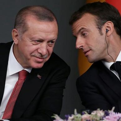 اردوان کا فرانسیسی صدر کو منہ توڑ جواب:دماغی مریض قرار دیدیا