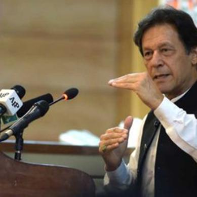 پاکستان کشمیری عوام کے شانہ بشانہ کھڑا رہے گا: وزیراعظم