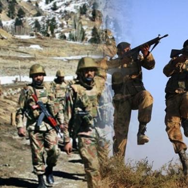 پاکستان کا امن سکیورٹی اداروں کا عزم