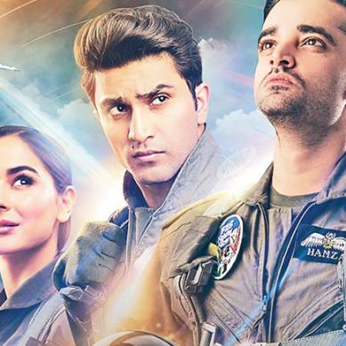 پاکستانی فلم پرواز ہے جنون کی چین میں اڑان