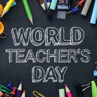عالمی یوم اساتذہ