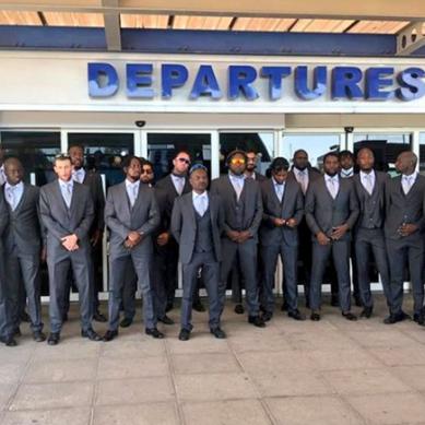 زمبابوے کی کرکٹ دورہ پاکستان کیلئے اسلام آباد پہنچ گئی