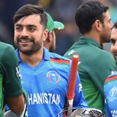 افغان کرکٹ ٹیم کو پہلی بار دورہ پاکستان کی دعوت