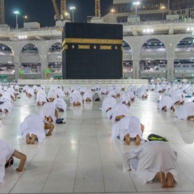بیت اللہ کے دروازے غیرملکی مسلمانوں کیلئے کھول دیئے گئے