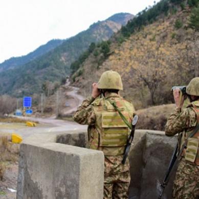 بھارتی فوج کی ایل او سی پر بلااشتعال فائرنگ، ایک شہری شہید
