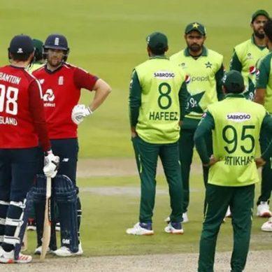 انگلینڈ کی کرکٹ ٹیم 16 سال بعد پاکستان کا دورہ کرے گی