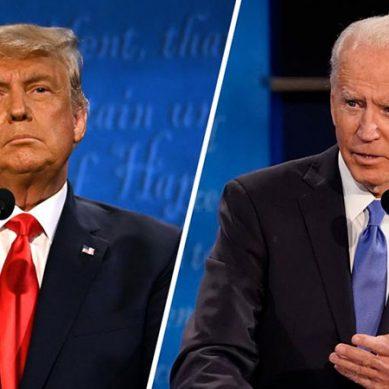 امریکہ کا اگلا صدر کون ہوگا؟؟ ڈونلڈ ٹرمپ یا جوبائیڈن