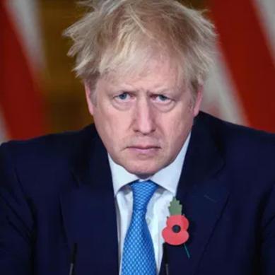 برطانوی وزیراعظم بورس جانسن پر پھر سے کورونا کا حملہ؟؟؟؟
