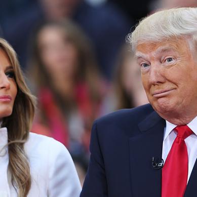 ٹرمپ کی اہلیہ میلانیا نے طلاق کا فیصلہ کرلیا