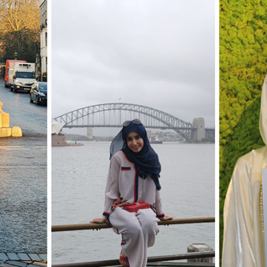 دنیا کی تیز ترین سفر کرنے والی لڑکی نے ورلڈ ریکارڈ بنا لیا