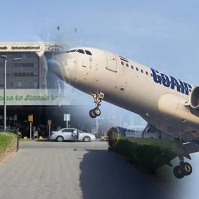 بھارتی طیارے کی کراچی ائیر پورٹ پر ہنگامی لینڈنگ انتہا پسند بھارت ایک بار پھر شرمندہ