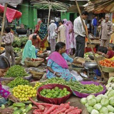 کورونا کے بعد بھارت مہنگائی سے بھی پریشان