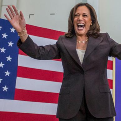کملا ہیرس امریکہ کی پہلی خاتون نائب صدر