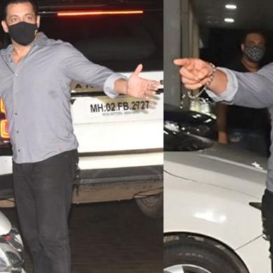 بالی ووڈ اداکار سلمان خان پر کورونا کا خطرہ منڈلانے لگا