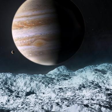 آسمان پر دو سیارے قریب آرہے ہیں انسانی آنکھ دیکھنے کے لیے تیار ہوجائے