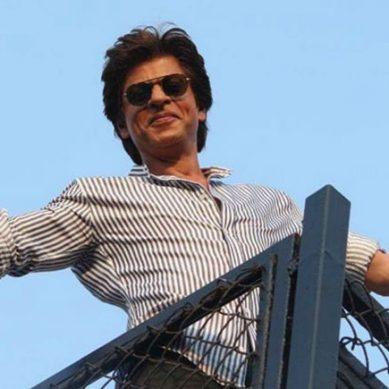 بالی ووڈ کنگ شاہ رخ خان کی 55ویں سالگرہ نئے انداز میں