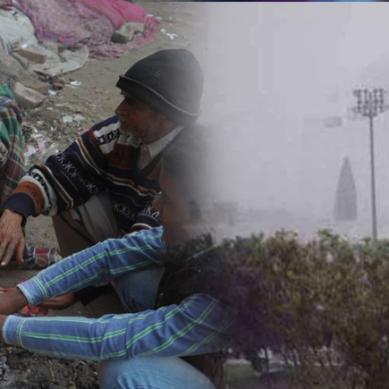 کراچی والے ہوجائیں تیار ،سردی آ نہیں رہی سردیاں آگئی ہے