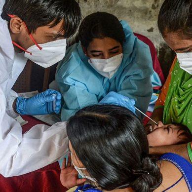 نئے اور خطرناک کورونا وائرس کی بھارت میں بھی لینڈنگ