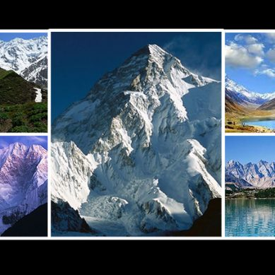آئیں پہاڑوں سے باتیں کریں
