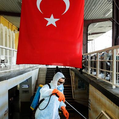 ترکی میں بھی کورونا بے قابو،ہفتہ اور اتوار کو مکمل لاک ڈاؤن