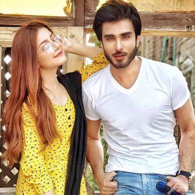 کیا عمران عباس علیزے شاہ سے شادی کررہے ہیں؟؟