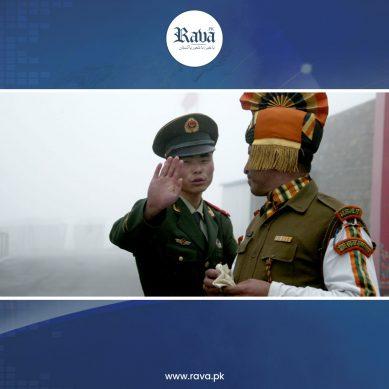 بھارتی فوج چین کے آگے بے بس،تازہ جھڑپوں میں کئی فوجی زخمی