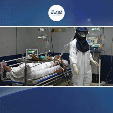 کورونا کے 814 مریضوں کی حالت تشویشناک ، 89 مریض وینٹی لیٹرز پر