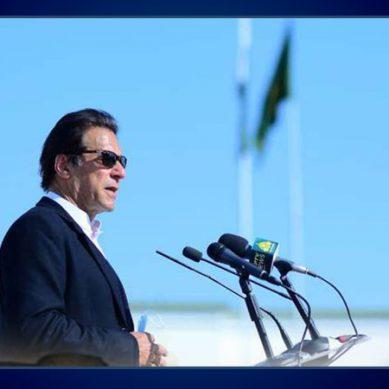 وزیراعظم نے نواز شریف اور آصف زرداری کو ٹوٹ بٹوٹ قرار دیدیا