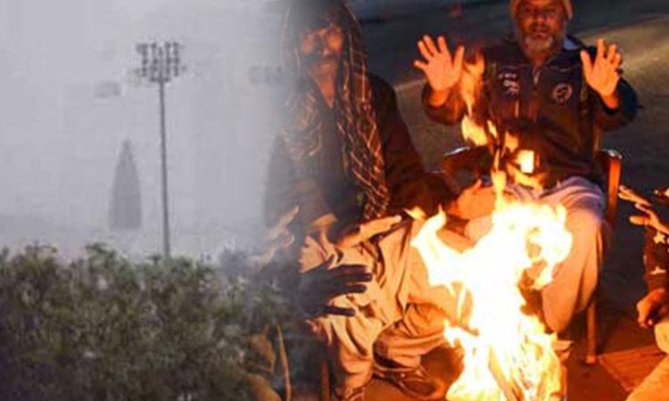 خون جمانے والی سردی نے کراچی کا دس سالہ ریکارڈ توڑ دیا