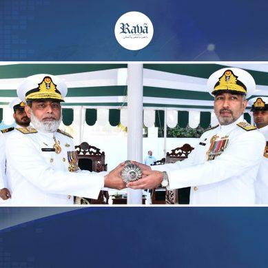 رئیر  ایڈمرل عابد حمید  پاک بحریہ کے کمانڈر لاجسٹکس مقرر