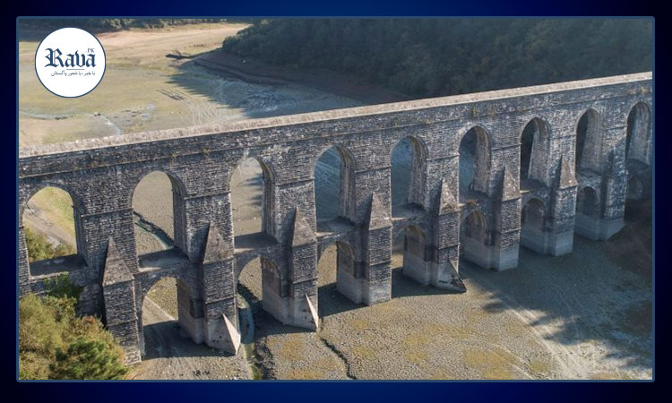 استنبول کے ڈیم میں پانی نا کافی ،صورتحال سنگین ۔۔۔