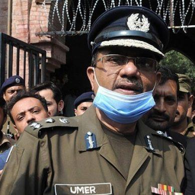 سی سی پی او لاہور کو عہدے سے ہٹادیا گیا