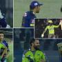 لاہوربمقابلہ کوئٹہ:کہیں غصہ توکہیں یادگار لمحات، ٹوئٹرپربھی میمزکی برسات