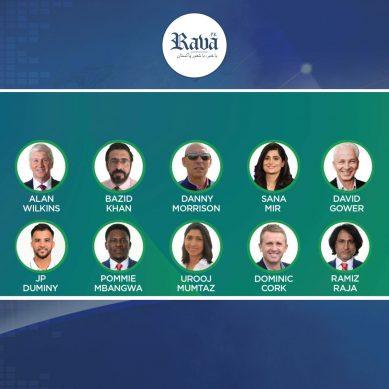 پی ایس ایل 6: عالمی شہرت یافتہ کمنٹیٹرز ایونٹ کا حصہ