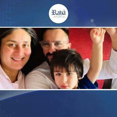 چھوٹے نواب سیف علی خان کے گھر ایک اور ننھے نواب کی آمد ۔۔